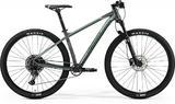 Горный велосипед Merida Big.Nine 600 (2019) серо-зеленый