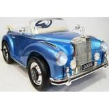 Электромобиль Rivertoys Mercedes-Benz 300S синий