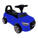 Машинка-каталка River Toys AUDI толокар с музыкой JY-Z01A Синий