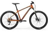 Горный велосипед Merida Big.Seven 400 (2019) серый