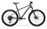 Велосипед Merida Big.Seven 600 (2019) серо-зеленый