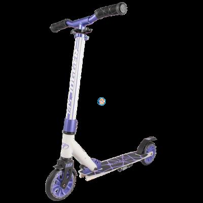 Самокат Tech Team Jogger 145 бело-фиолетовый
