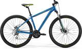 Горный велосипед Merida Big.Nine 20-MD (2019) синий