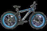 """Велосипед фэтбайк TT Attack 26"""" 2 D черный"""