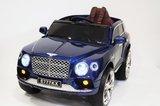 Электромобиль RiverToys Bentley E777KX Синий глянц