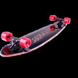 "Лонгборд Tech Team City Cruiser 46"" 2018 розовый"