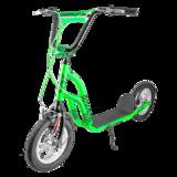 Самокат Tech Team Super Jet 300 2018 Зеленый