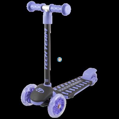Детский трехколесный самокат Tech Team Lambo фиолетовый