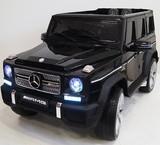 Электромобиль Mercedes-Benz G-65 AMG (ЛИЦЕНЗИОННАЯ МОДЕЛЬ) с дистанционным управлением черный