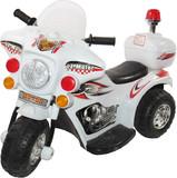 Электромотоцикл 991 белый