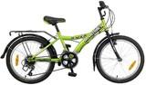 Велосипед NOVATRACK Racer 20 12 (2016)