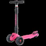Детский трехколесный самокат Zig Zag 2019 розовый