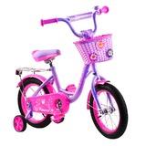 """Двухколесный велосипед XD-Bike Princess 14"""""""