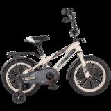 """Детский велосипед Tech Team 134 12"""" от 2 до 4 лет белый"""