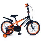 """Велосипед Lamborghini Strada 14"""" с бутылочкой оранжевый"""