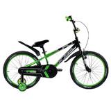 "Велосипед Lamborghini Strada 20"" от 6 до 10 лет зеленый"