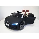 Детский электромобиль RiverToys Audi R8 черный матовый