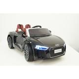 Детский электромобиль RiverToys Audi R8 черный глянец