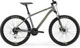Горный велосипед Merida Big.Seven 100 (2019) серый