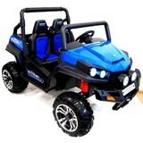 Электромобиль двухместный Rivertoys Buggy T009TT синий