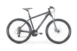 Горный велосипед хардейл Merida Big.Seven 15-MD серый