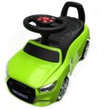 Машинка-каталка River Toys AUDI толокар с музыкой JY-Z01A Зеленый