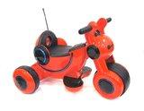Детский электромобиль мотоцикл HL300 красный