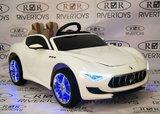 Maserati A005AA (ЛИЦЕНЗИОННАЯ МОДЕЛЬ) белый