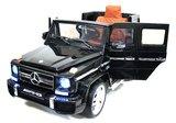 Электромобиль RiverToys Mercedes-Benz G63 AMG черный