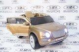 Детский электромобиль BENTLEY-BENTAYGA (ЛИЦЕНЗИОННАЯ МОДЕЛЬ)