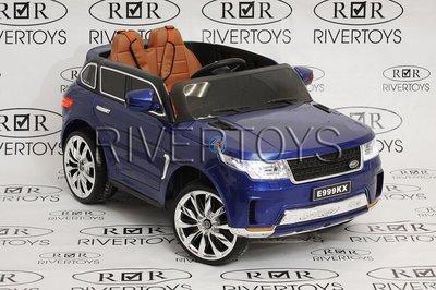 Детский электромобиль RANGE ROVER SPORT E999KX