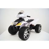 Квадроцикл RiverToys Е005КХ белый