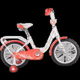 """Детский велосипед Tech Team 131 12"""" от 2 до 4 лет красный"""