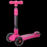 Детский трехколесный самокат Tech Team Tiger Plus розовый