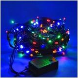 Новогодняя Гирлянда светодиодная 8 режимов, 5 цвета