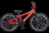 Трюковой велосипед Tech Team Fox BMX с колесами 24 дюймов красный