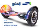 Гироскутер Smart Balance Wheel SUV 10 Космос