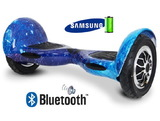Гироскутер Smart Balance Wheel SUV 10 космос синий, с надувными колесами. Smart Balance Pro 10