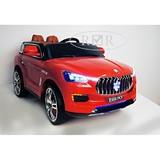 Детский электромобиль RiverToys Maserati E007KX красный