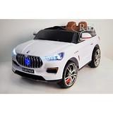 Детский электромобиль RiverToys Maserati E007KX белый