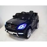 Электромобиль Rivertoys Mercedes-Benz ML350 черный глянец