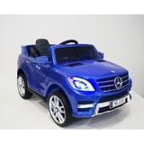 Электромобиль Rivertoys Mercedes-Benz ML350 синий глянец