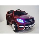 Электромобиль Rivertoys Mercedes-Benz ML350 вишневый глянец