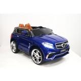 Детский электромобиль RiverToys Mercedes E009KX синий