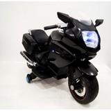 Мотоцикл RiverToys Moto A007MP черный