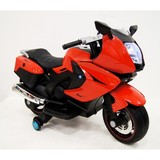 Мотоцикл RiverToys Moto A007MP красный