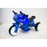 Детский мотоцикл RiverToys Moto HC-1388 синий