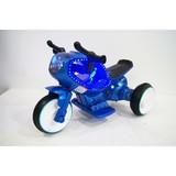 Детский мотоцикл RiverToys Moto HC-1388 синий