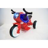 Детский мотоцикл RiverToys Moto HC-1388 красный