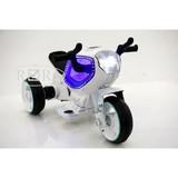 Детский мотоцикл RiverToys Moto HC-1388 белый